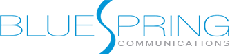 Blue Spring Communications Logo